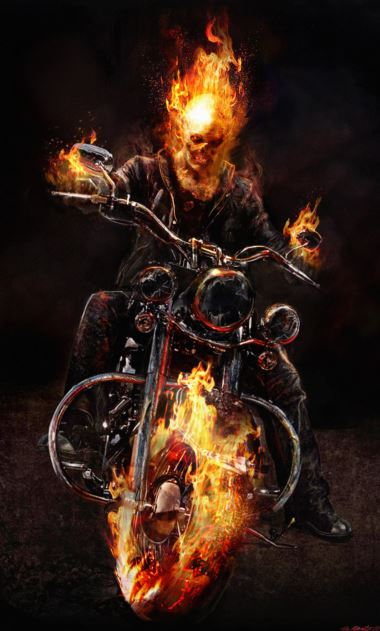 Show profile for Ghost Rider (PAS_Man_1961)