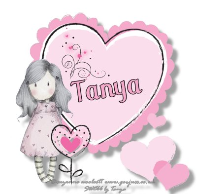 Show profile for Tanya - Gorjuss live laugh love (GENFAN4LIFE)
